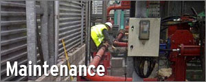 View our maintenance projects in Cardiff, Tredegar and south Wales
