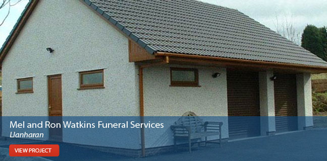 View the Mel and Ron Watkins Funeral Services project