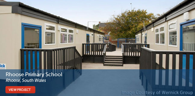 View the Rhoose Primary School project
